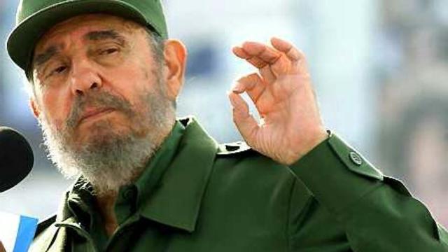 Castro 90'a taktı: Obama dik duramaz