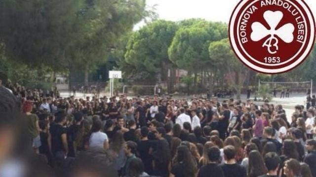 Bornova Anadolu Lisesi'nde Neler Oluyor?