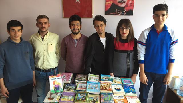 TLB Kırıkkale'den Şırnak Silopi'ye Kitap Kampanyası