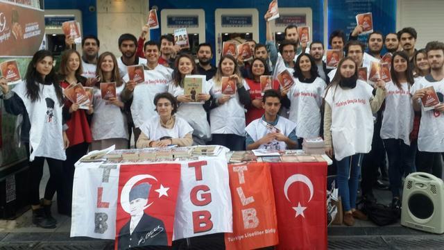 TLB İzmir 29 Ekim Çalışmalarına Coşkulu Başladı!