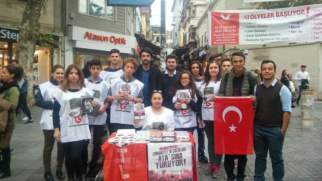 TLB İstanbul 29 Ekim'i Adım Adım Örüyor!