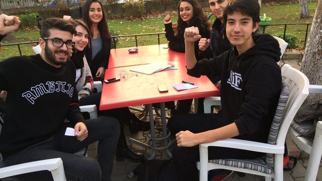 TLB Bursa Final Okulları Birimi Kuruldu