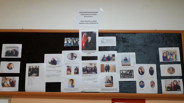 Eskişehir DMO MTAL Öğrencileri 24 Kasım'ı Kutladı