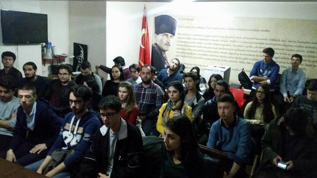 TLB-TGB İzmir Haftalık Düzenli Gündem Tartışmalarına Başladı