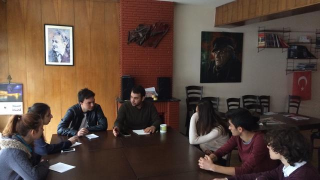 TLB Ankara İki Lisede Daha Birimlerini Kurdu