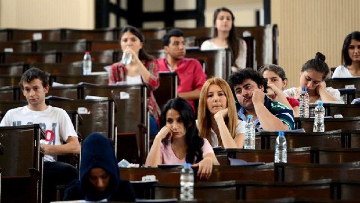 Üniversiteye Girişte Yeni Sistem