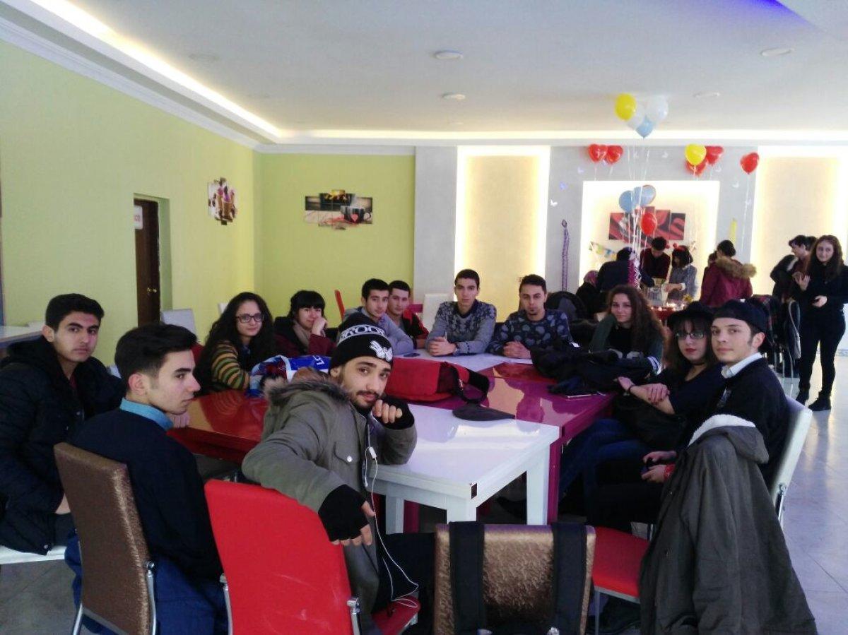 TLB Kırıkkale lise birim başkanlarıyla toplantı gerçekleştirdi