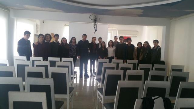 TLB Bodrum, Atatürk İlke ve Devrimleri Tarih Okulu'nu tamamladı
