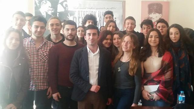 TLB İzmir Atatürk İlke ve Devrimleri Tarih Okulu'nu gerçekleştirdi
