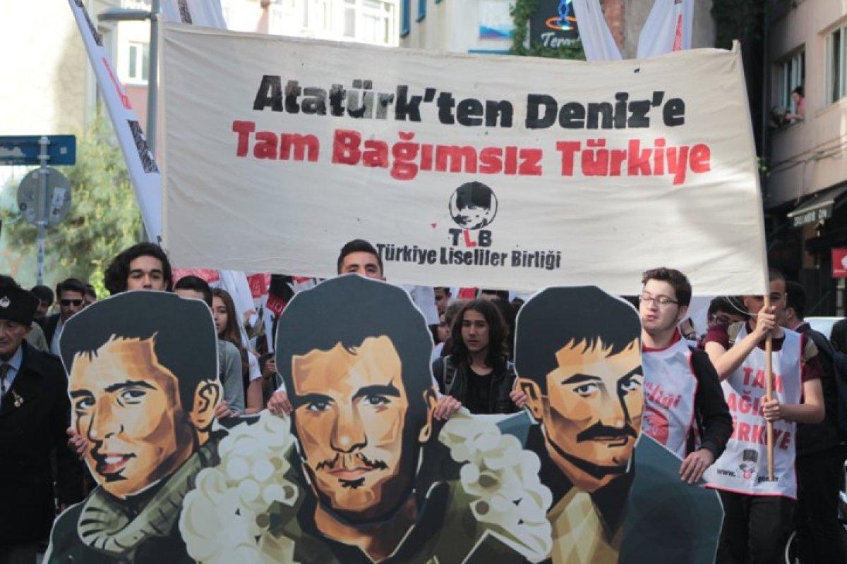 68'den bugüne Atatürk Gençliği anti emperyalist mücadelede!