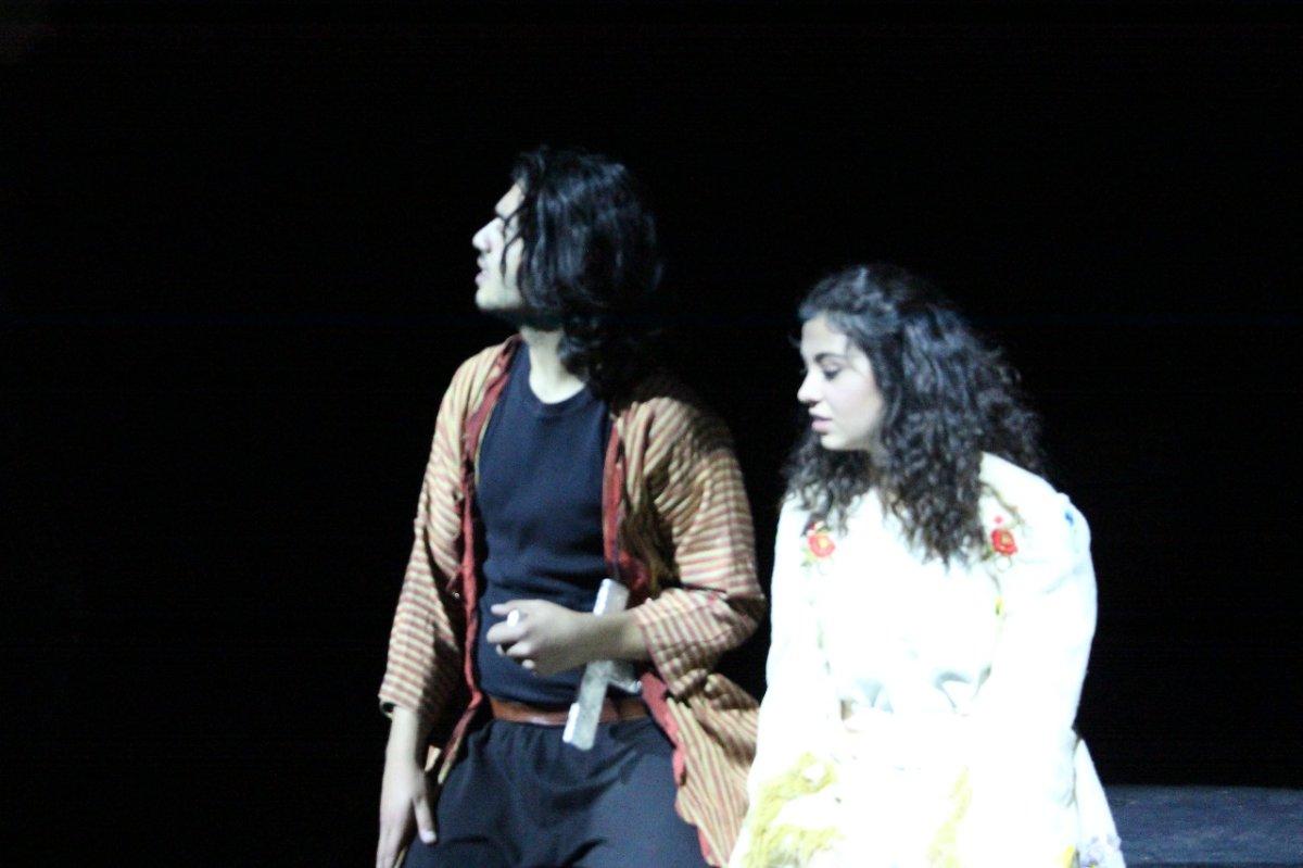 Çankaya Lisesi Birim Örgütü Tiyatro Oyununu Sergiledi!