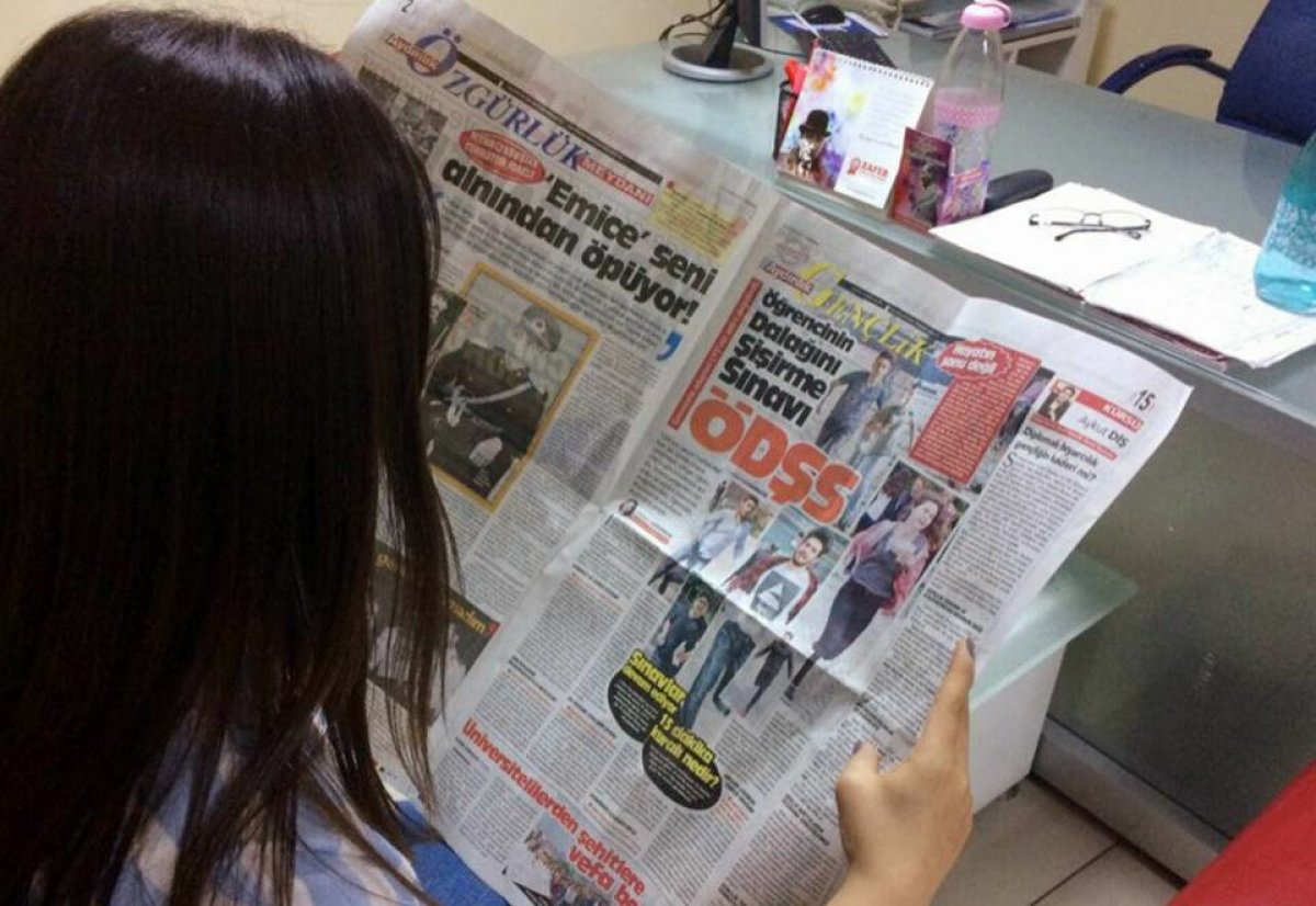 TLB İzmir Aydınlık Gençlik Okudu!