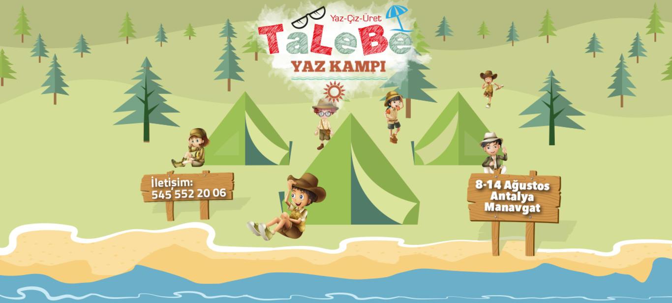 TaLeBe Yaz Kampı başlıyor