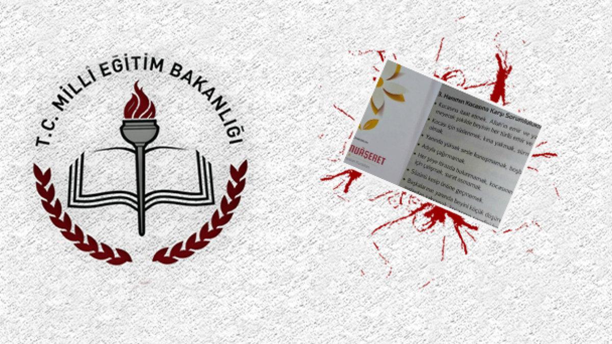 MEB'in hazırladığı yeni kitapta anti-laik ifadeler