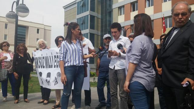 TLB Kayseri'den Atatürksüz Müfredata Karşı Basın Açıklaması
