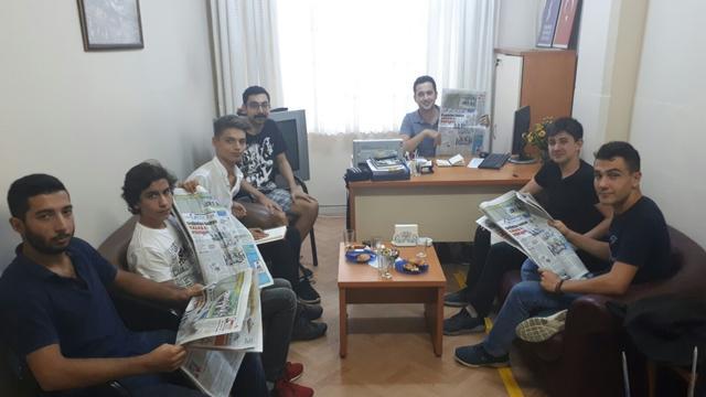 TLB Adana İl Yönetim Kurulu Toplantısı Gerçekleşti