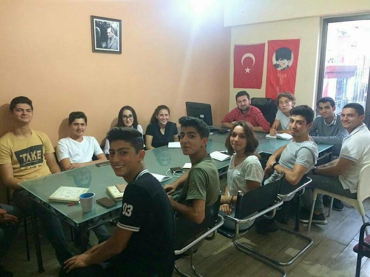 TLB İstanbul Kadıköy Üye Toplantısı Gerçekleşti