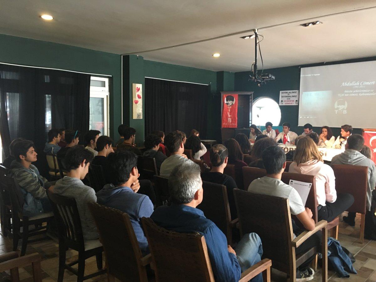TLB Bodrum 'Şehit Eren Bülbül Genel Üye Toplantısını' Gerçekleştirdi!