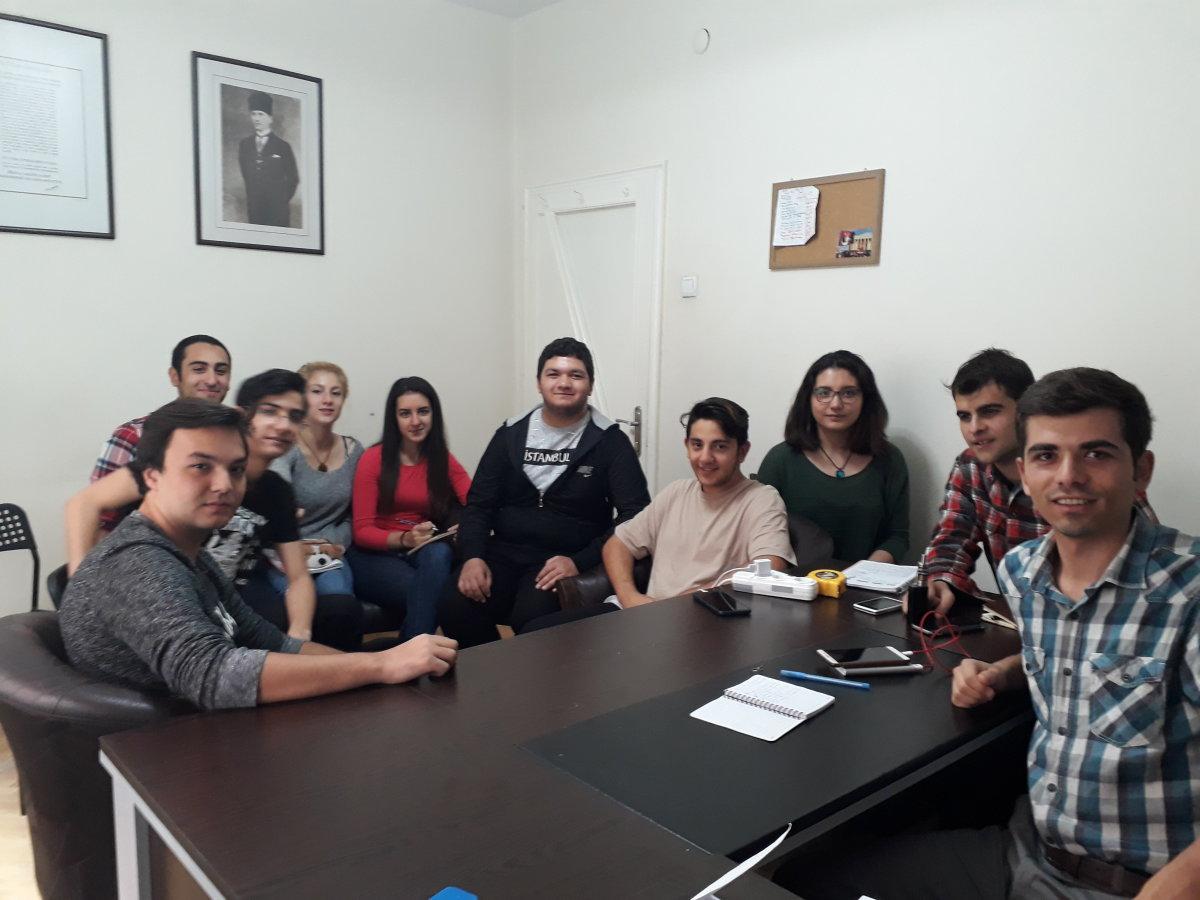 TLB Ankara Genişletilmiş İl Yönetim Kurulu Toplantısı Gerçekleşti