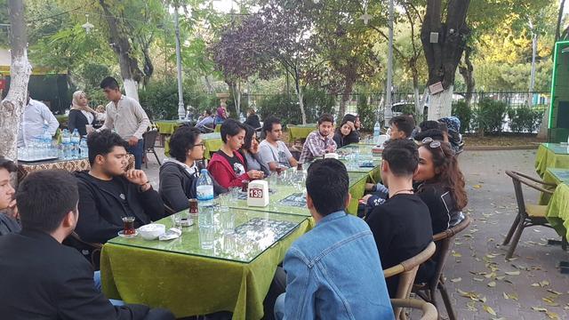 TLB Gaziantep Genel Üye Toplantısı Gerçekleşti
