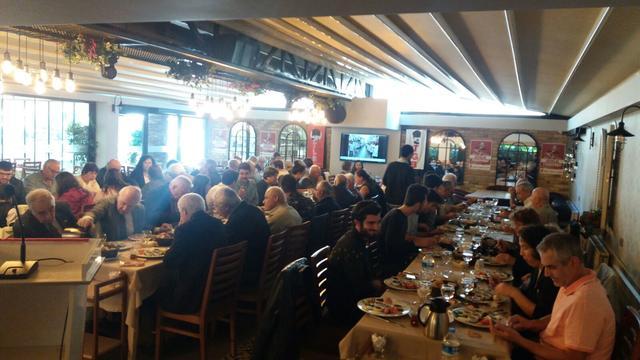 Dayanışma Kahvaltısında İstiklal Yürüyüşü'ne Çağrı