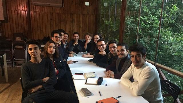 TLB Kadıköy İlçe Toplantısı Gerçekleşti