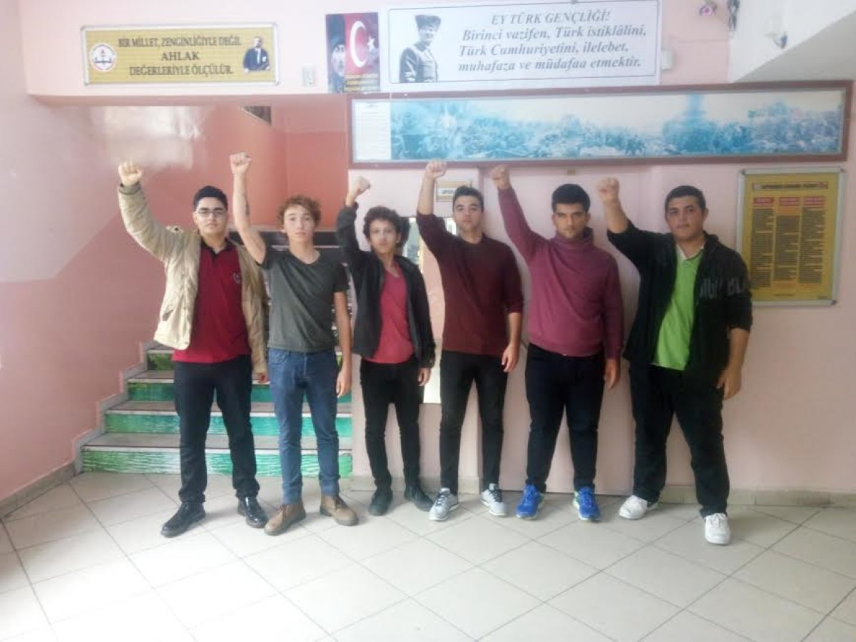 Atakent Şehit Selçuk Anadolu Lisesi 29 Ekim'e Hazır!