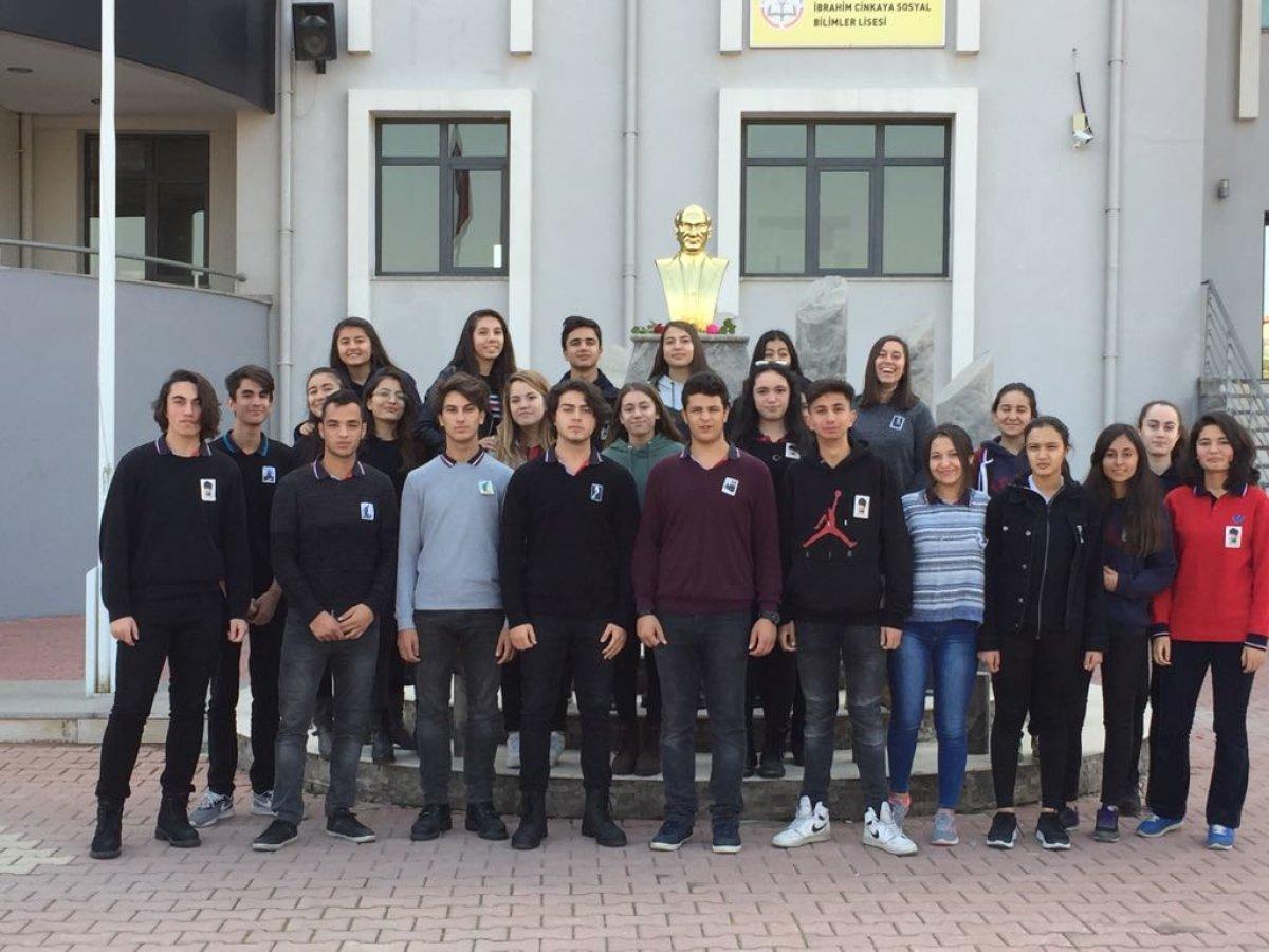 Denizli İbrahim Cinkaya Sosyal Bilimler Lisesi 1