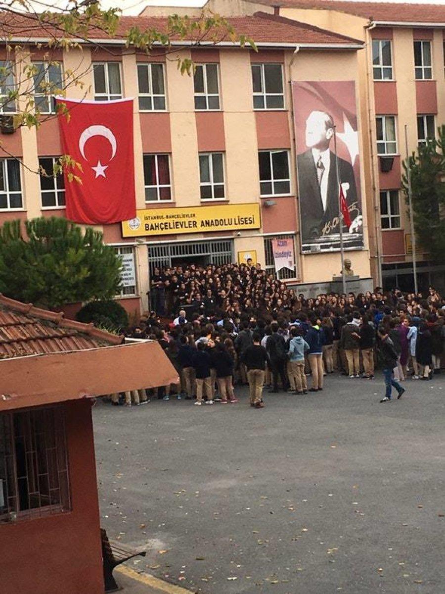 Okul Müdüründen Atatürk 'Rahatsızlığı' !