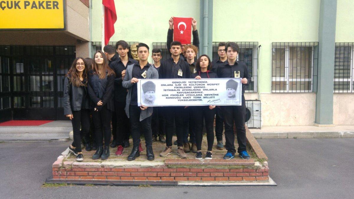 İstanbul Atakent Şehit Selçuk Paker Anadolu Lisesi