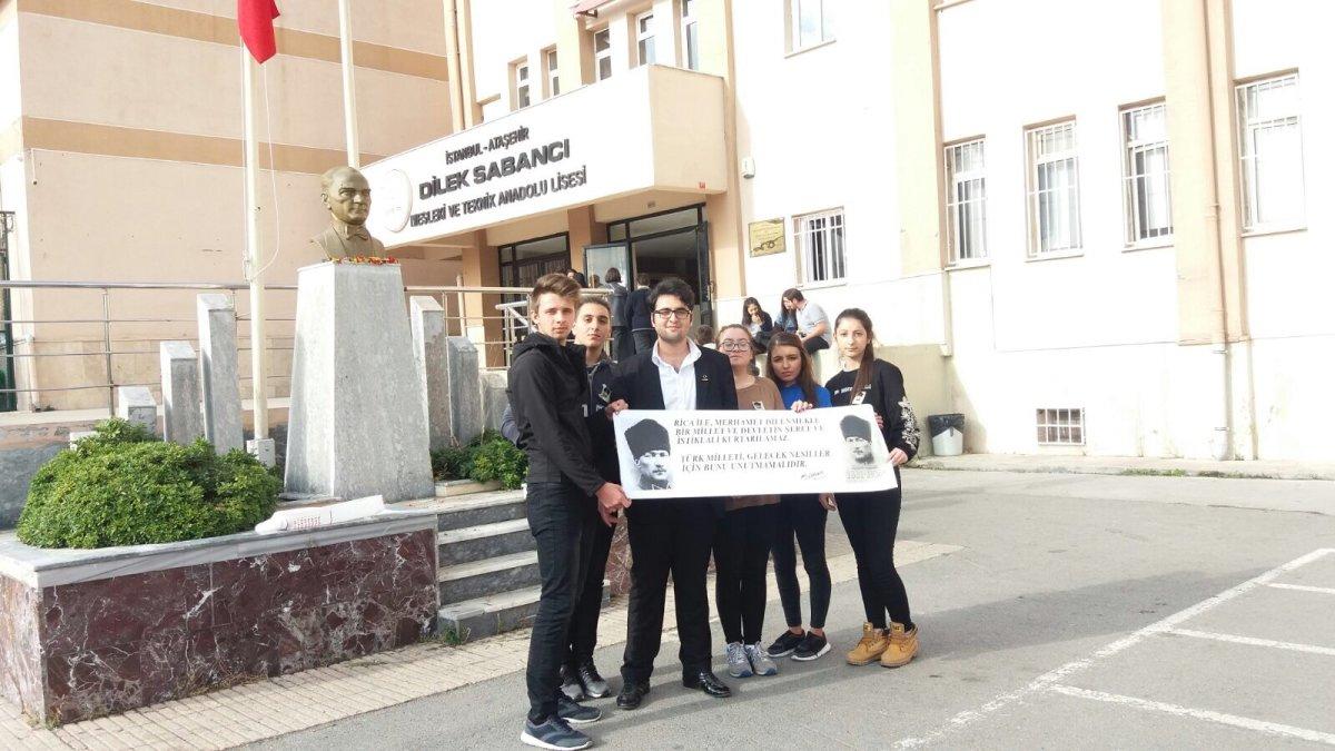 İstanbul Dilek Sabancı Mesleki ve Teknik Anadolu Lisesi