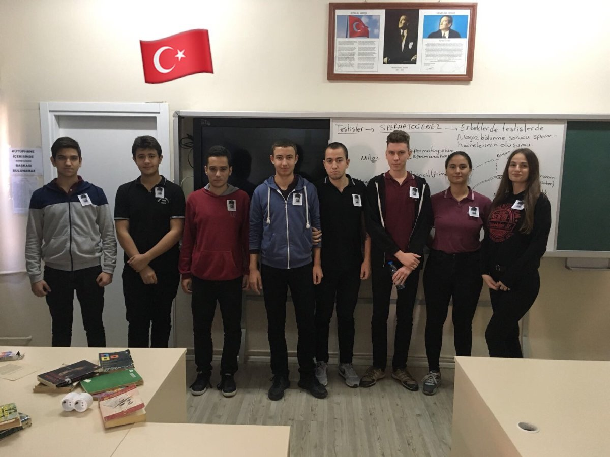 İzmir Çimentaş Anadolu Lisesi