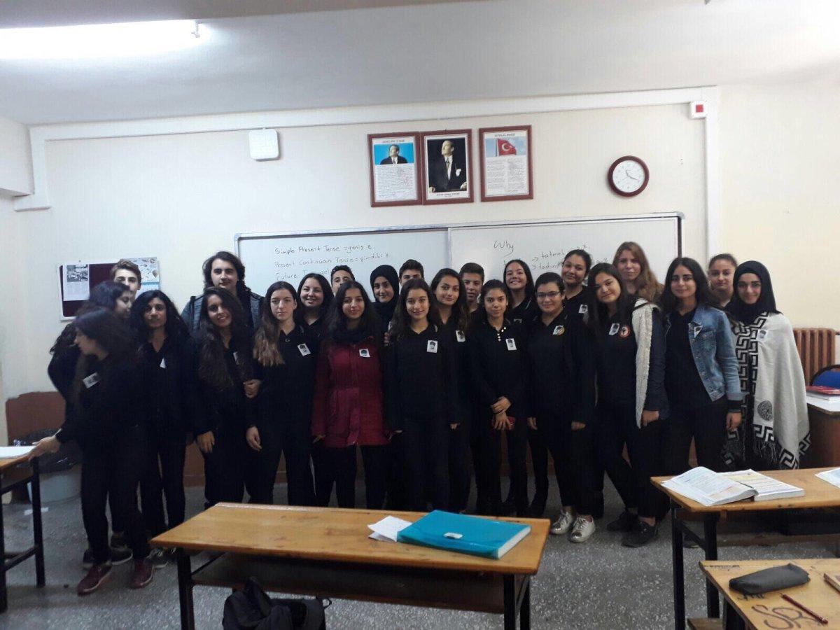 İzmir Seferihisar Asil Nadir Anadolu Lisesi