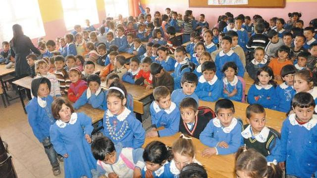 150 bin Öğrenci Birleştirilmiş Sınıflarda