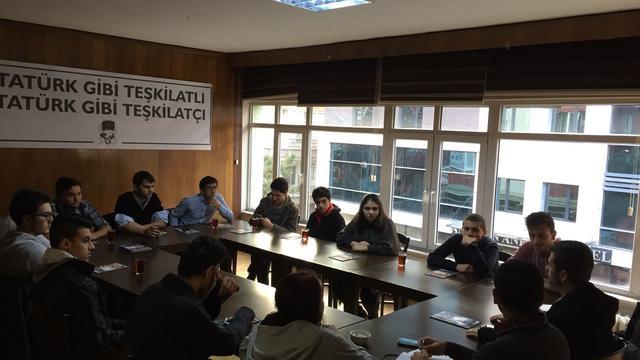 TLB Ankara Kültür-Sanat Bürosu Kuruldu!