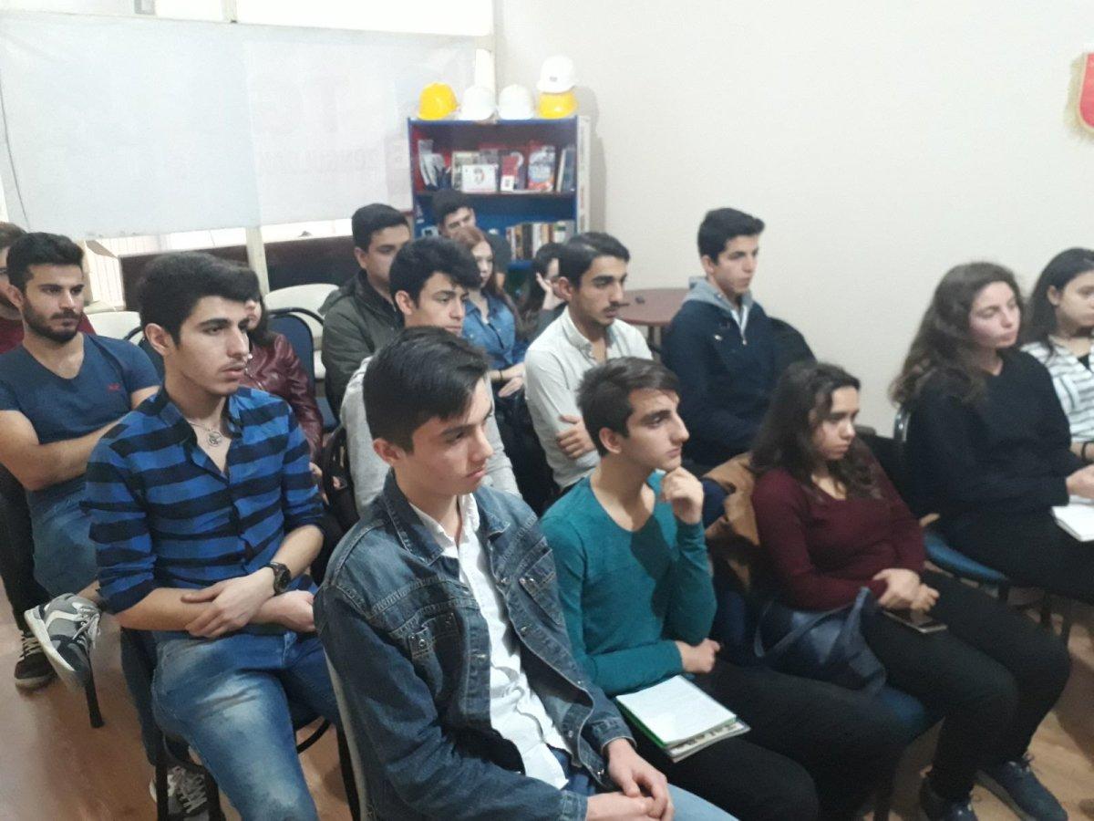TLB Zonguldak Genel Üye Toplantısı Gerçekleşti