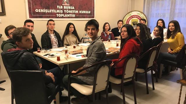 TLB Bursa Atatürkçülük Okulları'na hazır!