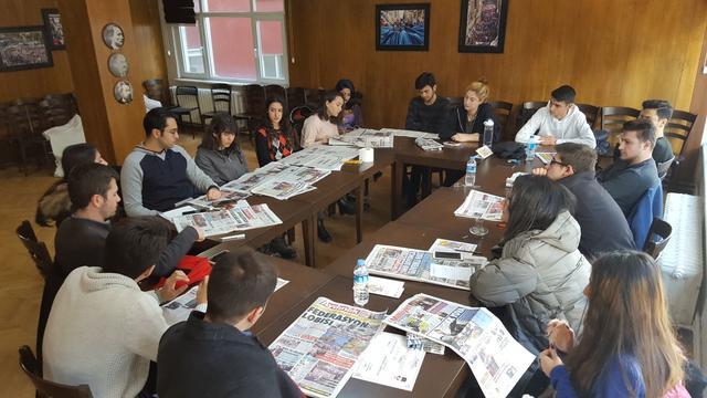 TLB Ankara Atatürkçülük Okulları'na hazırlanıyor