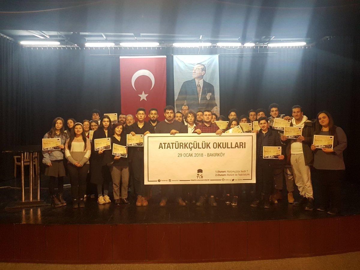 Rekabetin değil, dostluğun okulu İstanbul'da başladı