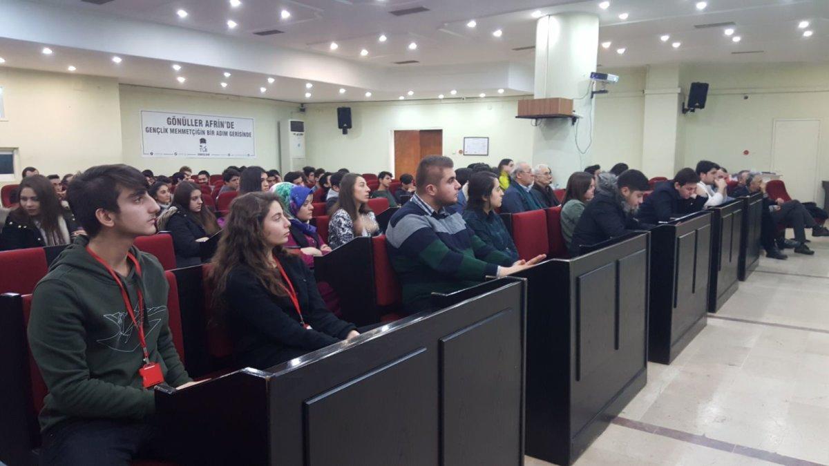 Zonguldak'ın Atatürkçü vatansever liselileri Atatürkçülük Okulları'nda buluştu