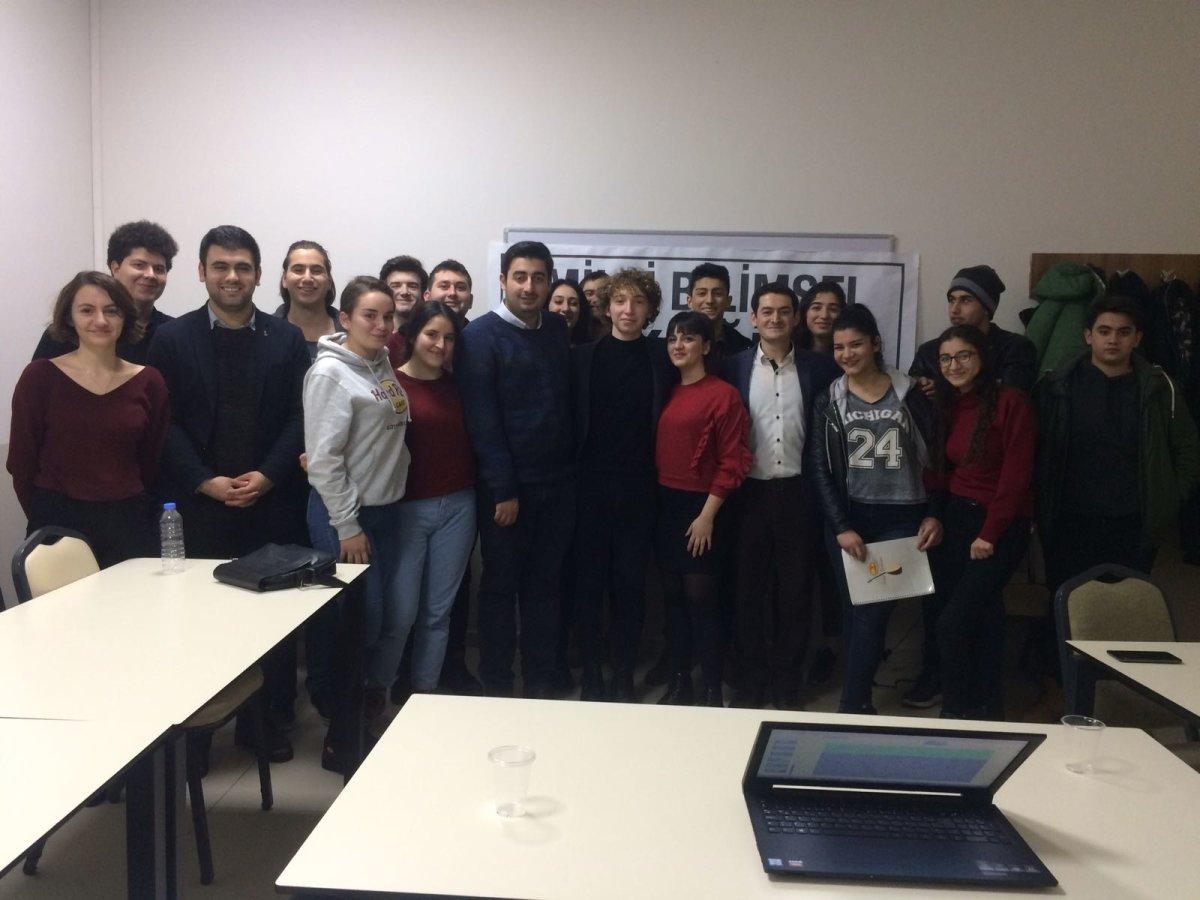 TLB İstanbul'da Atatürkçülük Okulları'nın ikinci ayağı Pendik'de gerçekleşti