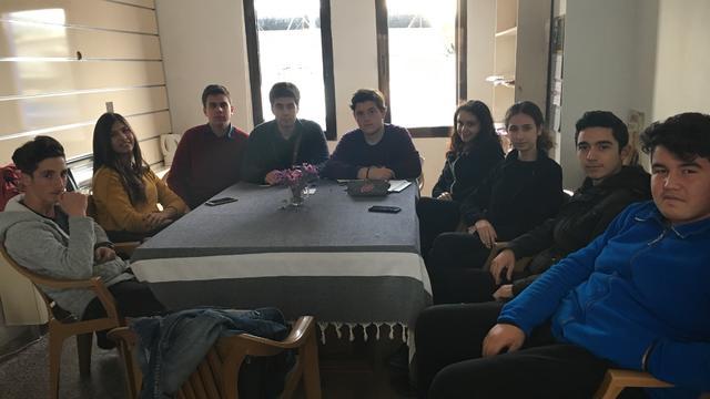 """Bodrum'da """"Geleneksel Cuma"""" toplantısı gerçekleşti"""