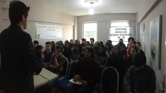 TLB Ordu Atatürkçülük Nedir eğitimini gerçekleştirdi