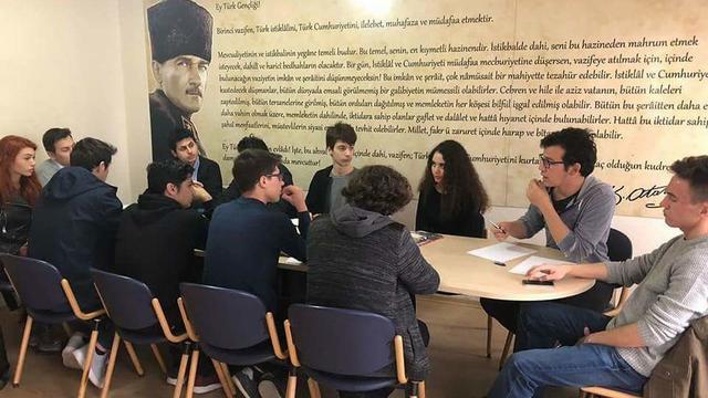 TLB İzmir, Gündemi Tartıştı