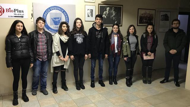 Bursa'da yeni dönem yeni yönetim!