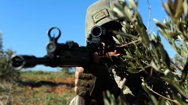 Mehmetçik Afrin'de göz açtırmıyor
