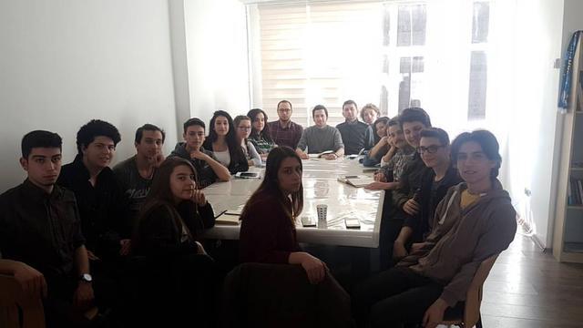 TLB İstanbul İl Yönetim Kurulu toplandı