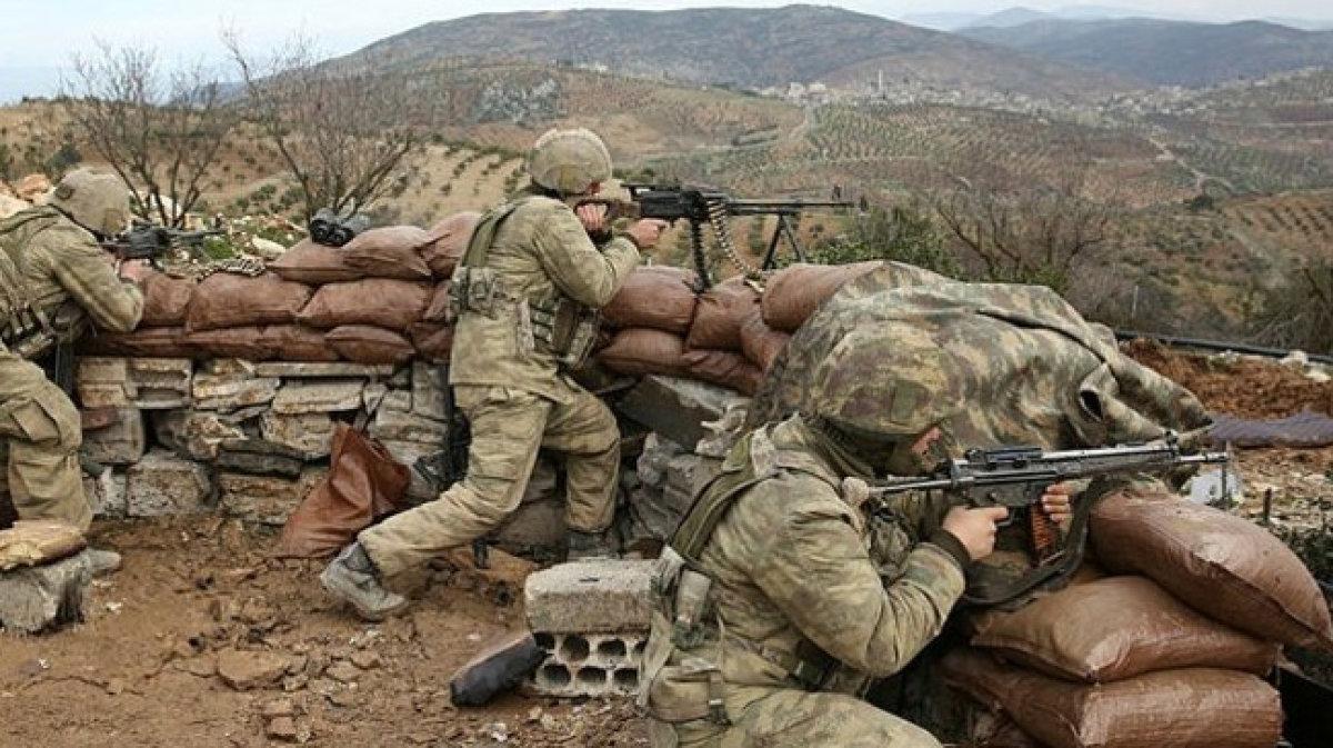 Afrin'de PKK'nın sonu geldi