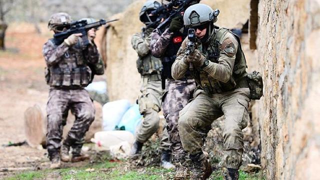 Mehmetçik Afrin'de: 3.524 terörist etkisiz!
