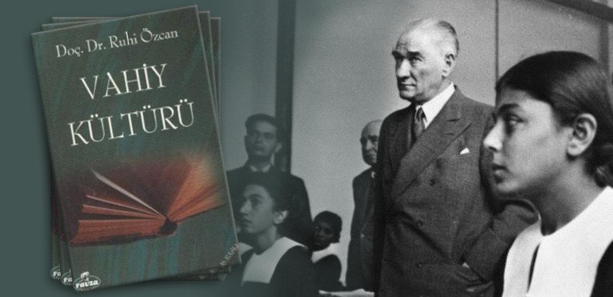 Atatürk'e 'katil' diyen kitap ev ödevi oldu